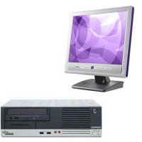 Calculatoare Amd 3200+,2gddr2,80,Dvd,Lcd 15 inch Benq
