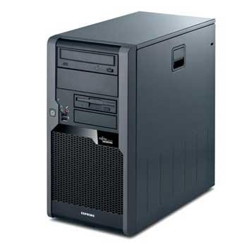 Calculatoare Fujitsu P5730 Core 2 Duo E7300, 4g, 160gb, Dvd