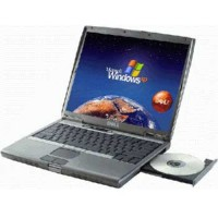 Laptop Dell D600 Centrino