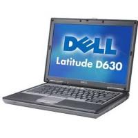 Laptop Dell Latitude D630 Core 2 Duo T8300, 4gddr2, 160gb, DVDRW