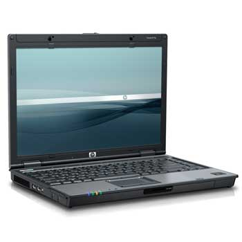 Laptop HP Compaq 6910p Core Duo, 2g, 80gb, DvdRw, baterie noua