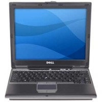 Laptop second hand Dell Latitude D400