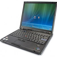 Laptop second hand Ibm Lenovo T60