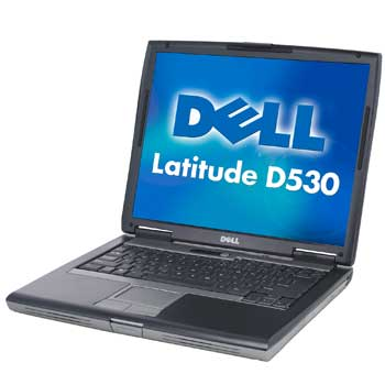Laptop sh Dell D530 Core 2 Duo T7250, 4g, 320gb ,15 inch