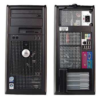 Pc Dell Optiplex 745 mt E6700