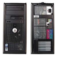 Pc Dell Optiplex 755 mt E6550 2x2,33ghz, 4gddr2, 250gb, Dvd-RW