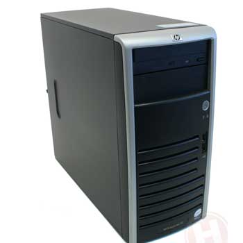 Pc HP ProLiant ML110 G4 Xeon Dual 3040, 2g, 120gb, Dvd