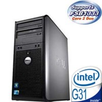 Sisteme sh Core2Duo,2gddr2,Dell Optiplex 330mt
